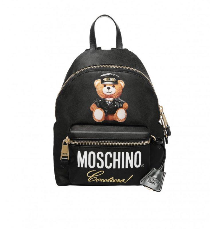 Moschino sac Printemps haussmann