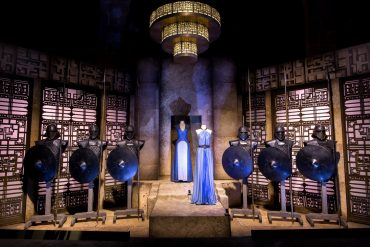 Game of Thrones: The Touring Exhibition before the next season...