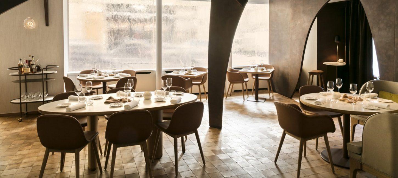 restaurant gastronomique Nomicos table paris