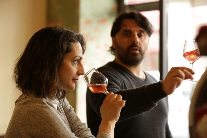 Uncino restaurant paris Tala Muti-inskandar Gabrielle Muti