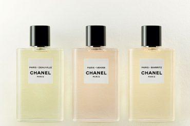 Les histoires d'eaux de Chanel