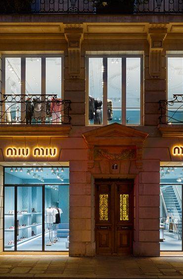 Miu Miu à Paris