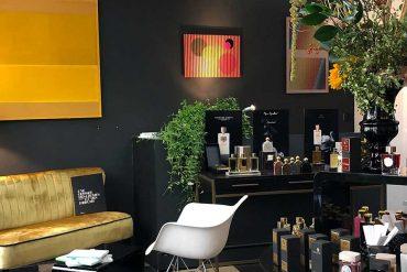 La Place, le pop-up store de l'art et du parfum