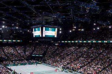 Du tennis de haute précision