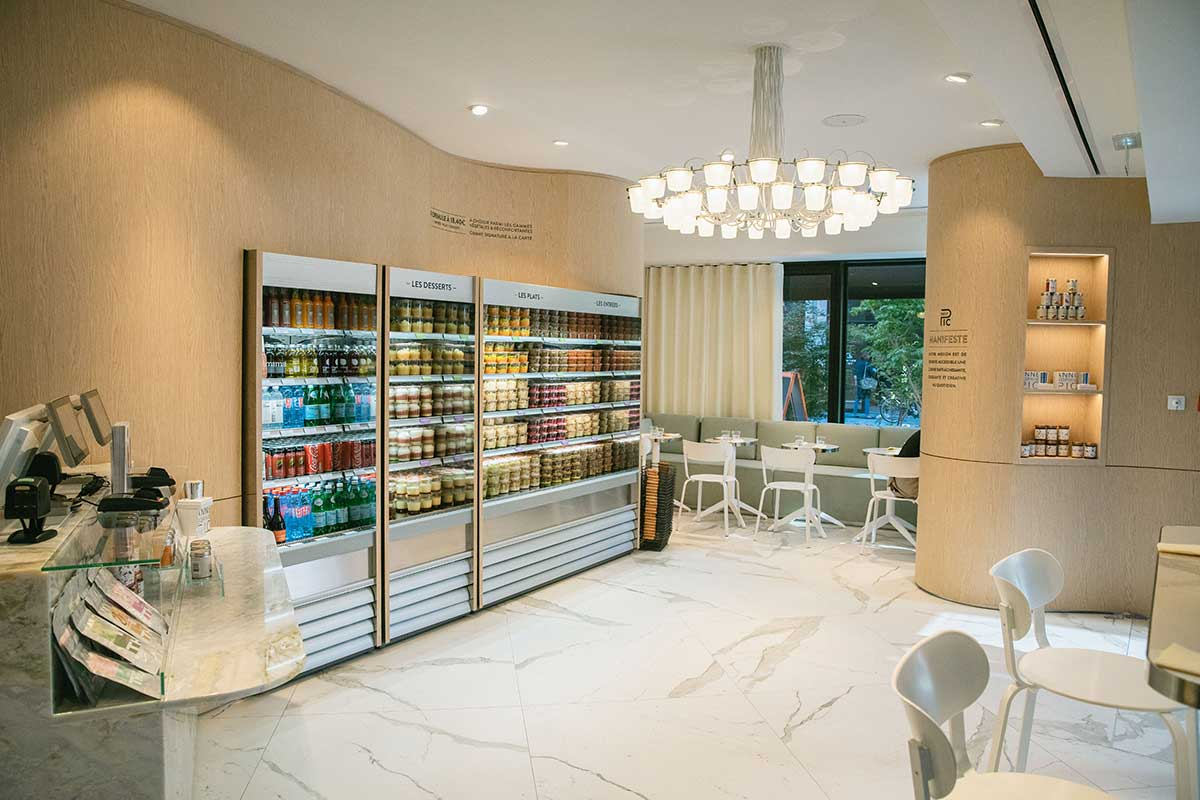 restaurant tendance 7e daily pic paris capitale. Black Bedroom Furniture Sets. Home Design Ideas
