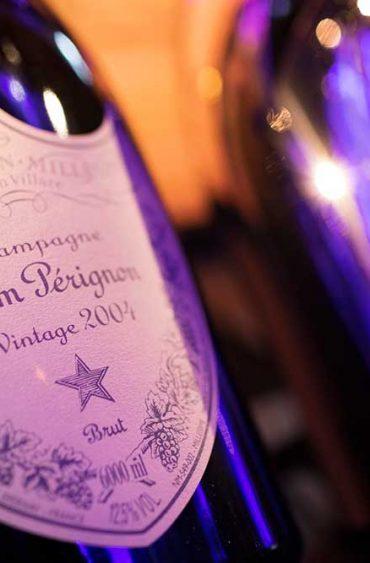 Des bouteilles exceptionnelles Dom Pérignon