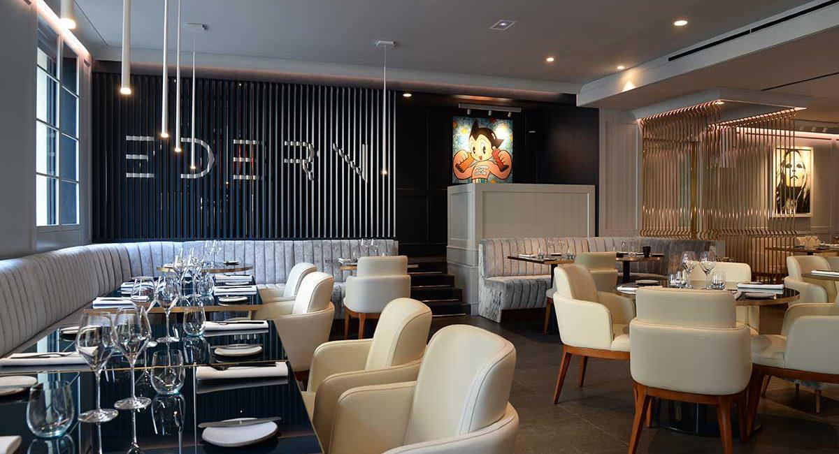 restaurant tendance 8e edern paris capitale. Black Bedroom Furniture Sets. Home Design Ideas