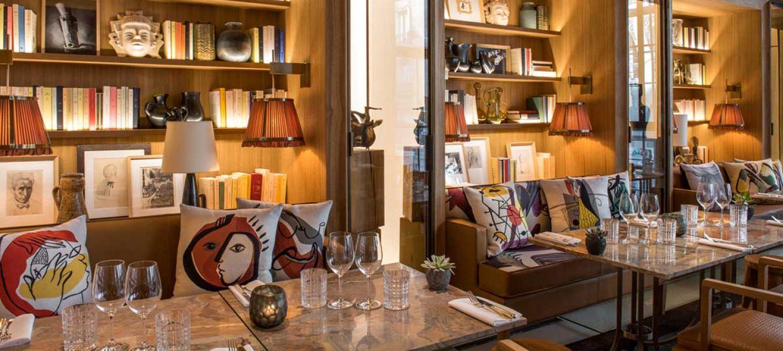 restaurant tendance 16e le brach paris capitale. Black Bedroom Furniture Sets. Home Design Ideas