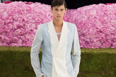 """Dior Homme mise sur le """"48"""""""