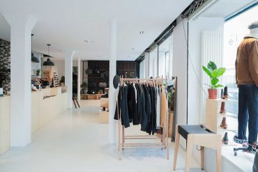 Menswear store La Garçonnière