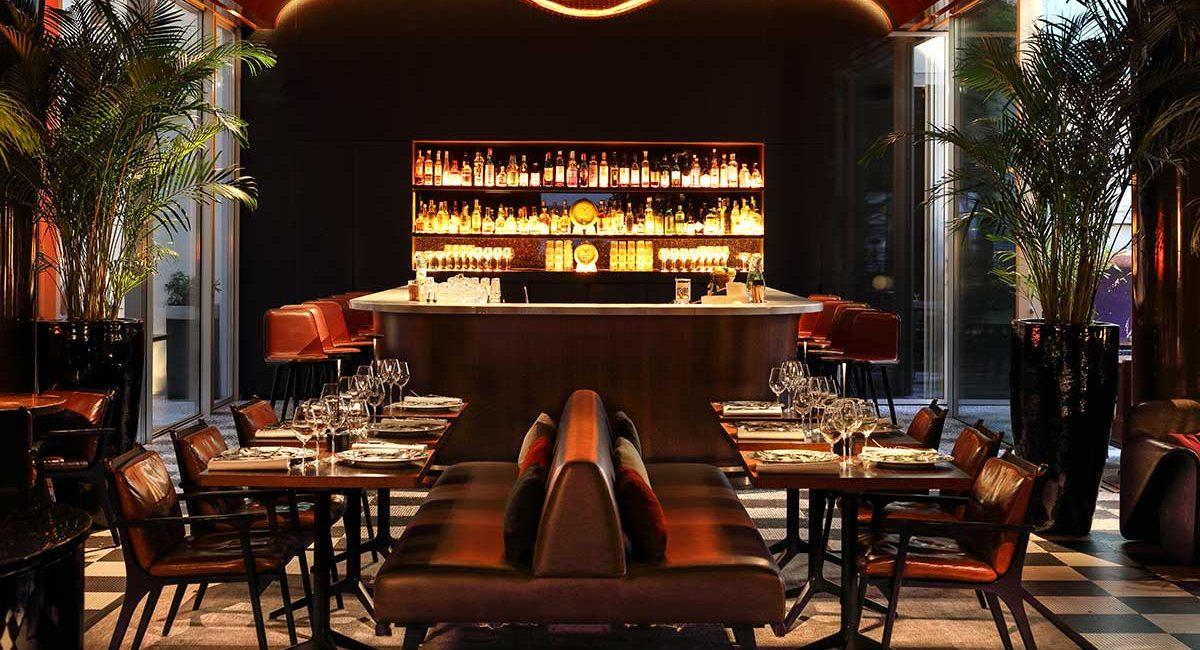 restaurant tendance roxo les bains paris capitale. Black Bedroom Furniture Sets. Home Design Ideas