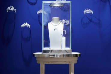 Chaumet exhibition: Brillantes Écritures