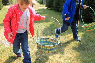 Pâques à Vaux le Vicomte