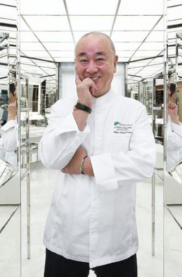 Le chef Nobu Matsuhisa,