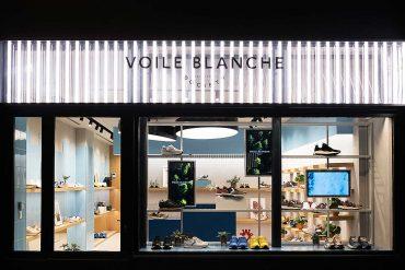 Voile Blanche accoste à Saint-Germain-des-Prés