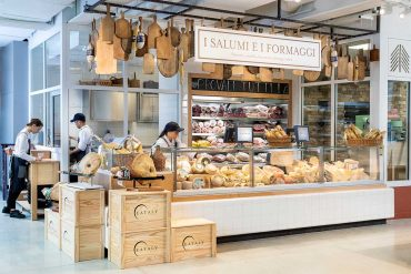 Eataly, le meilleur de l'Italie à Paris