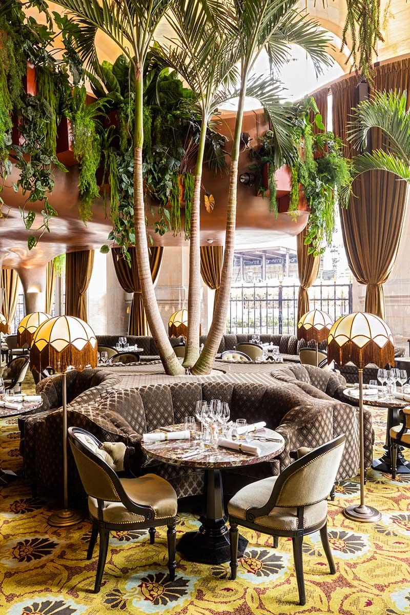 restaurant tendance coco l 39 op ra garnier paris capitale. Black Bedroom Furniture Sets. Home Design Ideas