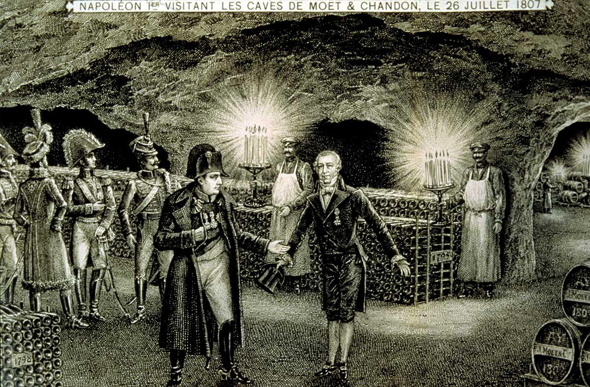 150-ans-moet-chandon-imperial-napoleon-cave