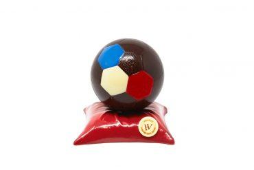 Le ballon en chocolat