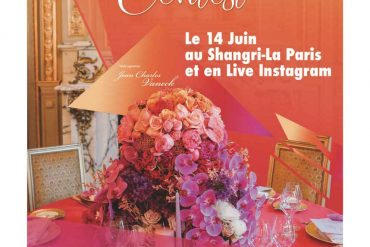 Le Shangri-La acceuille le premier Wedding Table contest