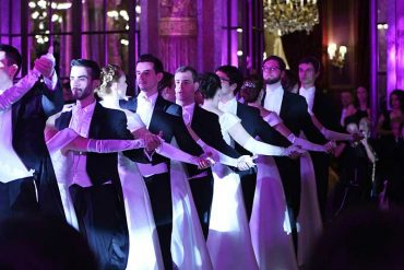 Le Bal des Parisiennes, un bal chic à la… viennoise