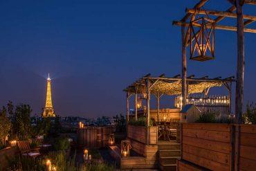 Les plus beaux rooftops à Paris