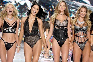 Une boutique Victoria's Secret au Forum des Halles