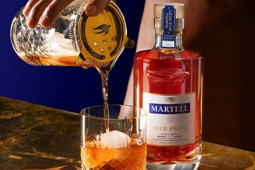 Martell Blue Swift Le meilleur des deux mondes