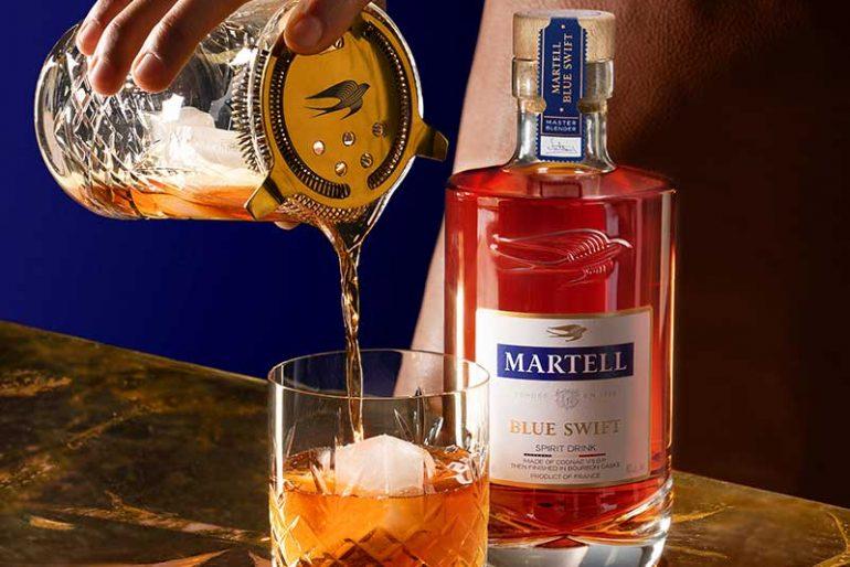 Martell Blue Swift
