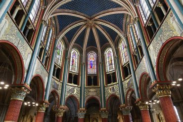 Saint-Germain Church gets its colors back