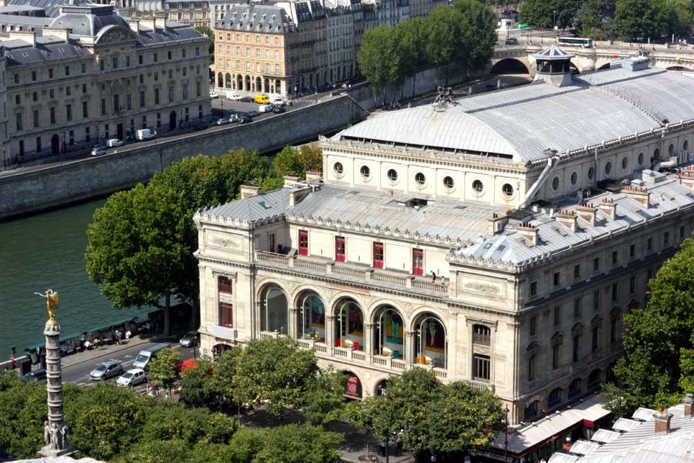 Le renouveau du Théâtre du Châtelet