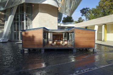 Cascade La Maison au bord de l'eau