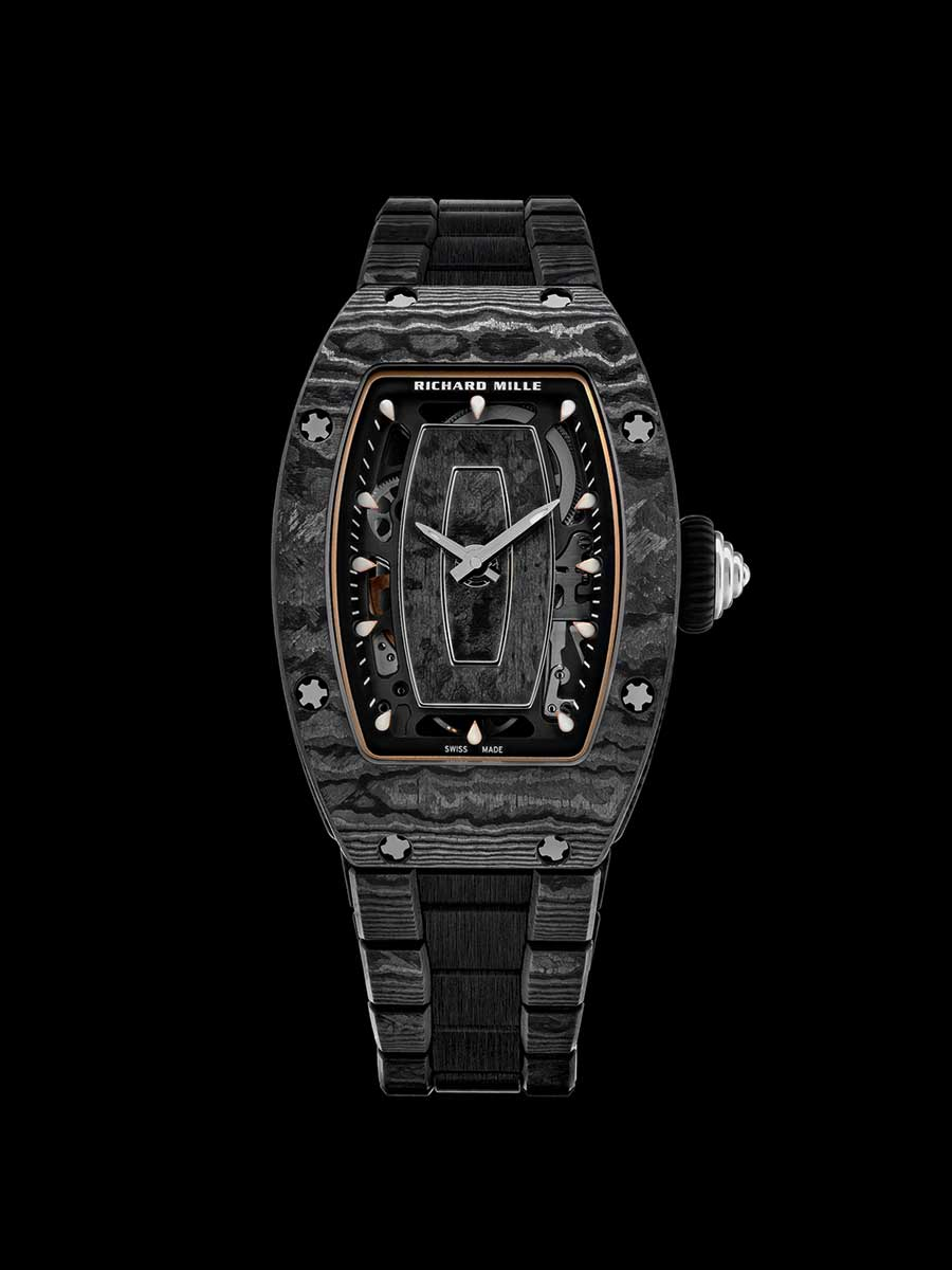 montre-richard-mille-horlogerie-RM07-01-automatique-carbonne