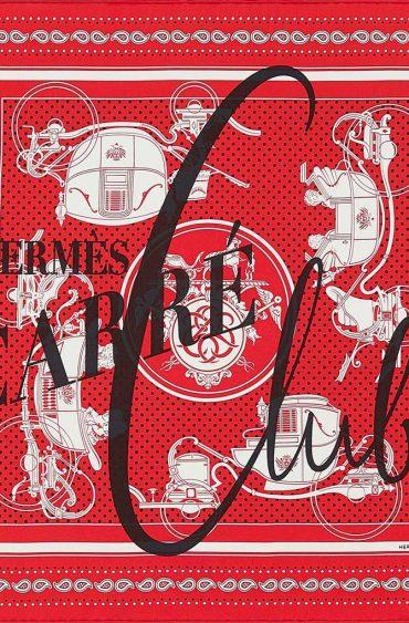 Hermès Carré Club :