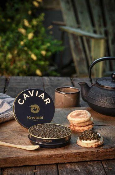 Kaviari célèbre
