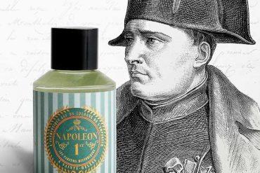 Napoléon son dernier souvenir olfactif
