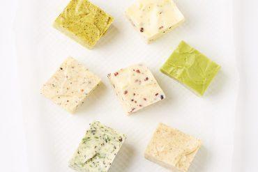 Les beurres infusés de la cheffe Anne-Sophie Pic