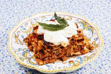 La recette des lasagnes de BIG MAMMA