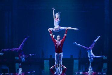 Évasion virtuelle avec le Cirque du Soleil
