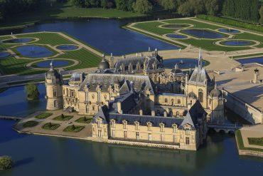 Les visites du Domaine de Chantilly