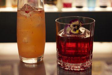 Les cocktails de la maison Armani