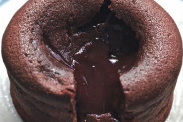 Le mi-cuit chocolat de Christophe Michalak