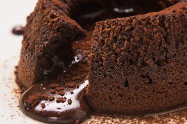 Le Moelleux au Chocolat par Fanny Rey et Jonathan Wahid