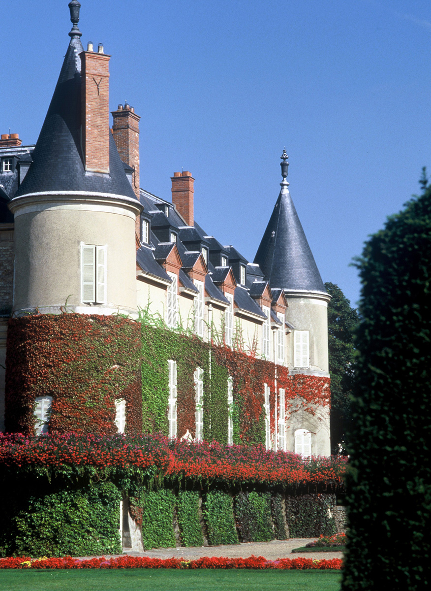 Château de Rambouillet-Etienne Revault