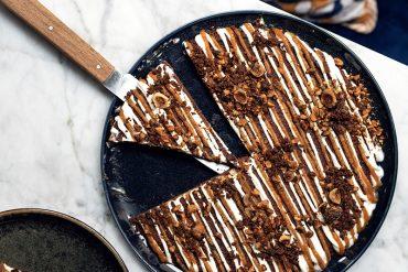 Gâteau au chocolat sans farine d'Amandine Chaignot