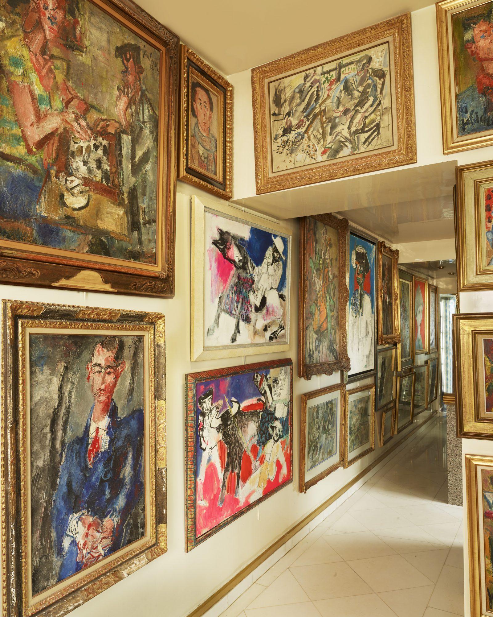 Intérieur de l'appartement Montmartrois de Michou (3)© Artcurial