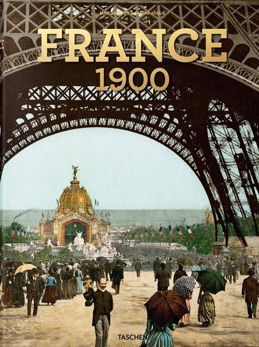 La France dans les années 1900 livre