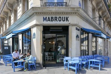 Le restaurant Mabrouk