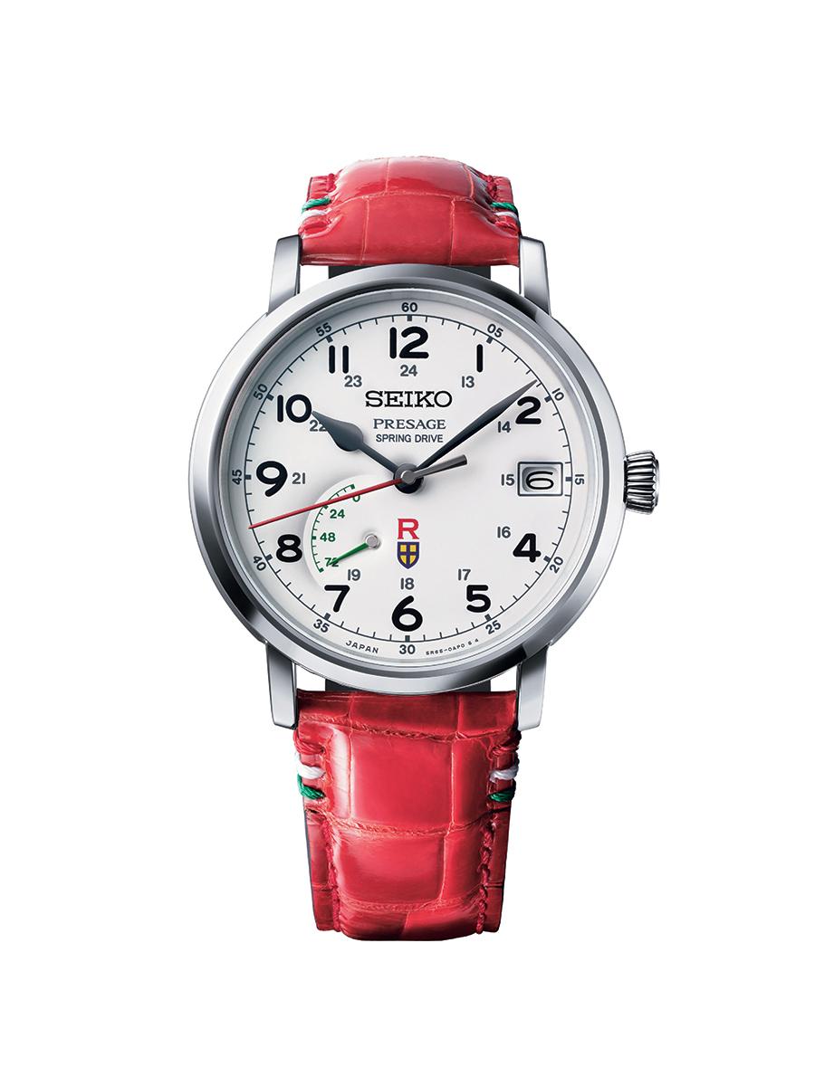 Seiko-montre-Presage-Porco-Rosso-