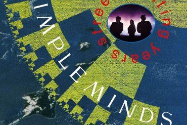 Simple Minds « Street Fighting Years » un album fin et élégant